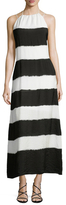 Bailey 44 Galabeya Stripe Maxi Dress