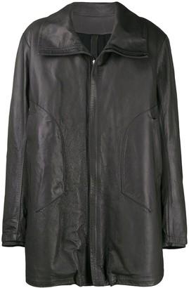 Isaac Sellam Experience oversized Detourne jacket