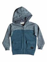 Quiksilver NEW QUIKSILVERTM Boys 2-7 Civil Aire Zipped Hoodie Boys Children Sweatshirt
