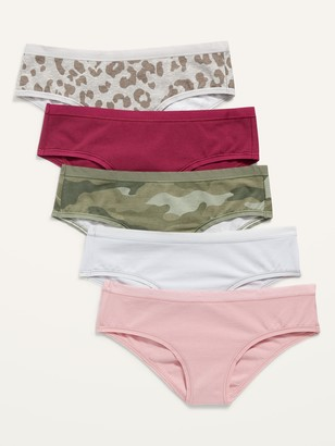 Old Navy Hipster Underwear 5-Pack for Women