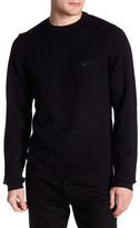 J Brand Coolidge Crew Neck Wool Sweater