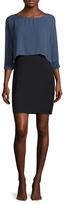 Threads 4 Thought Tobi Overlay Bodice Mini Dress