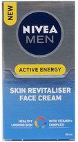 Nivea MEN® Active Energy Skin Revitaliser Face Cream 50ml