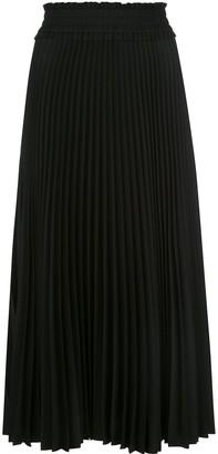Proenza Schouler White Label Pleated Midi Skirt