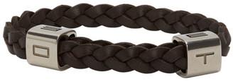 Etro Brown Cubo Bracelet