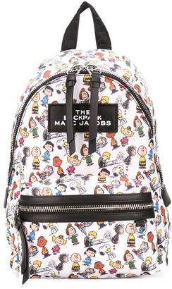 Marc Jacobs The Backpack Peanuts backpack
