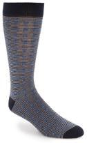 Ted Baker Dot & Stripe Pattern Organic Cotton Socks