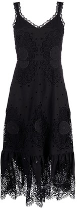 Temperley London Judy lace dress