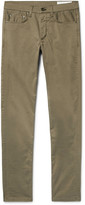 Rag & Bone Fit 2 Slim Stretch-Cotton Sateen Chinos