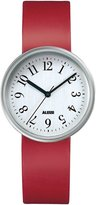 Alessi Men's AL6012 Record Stainless Steel Designed by Achille Castiglioni Watch