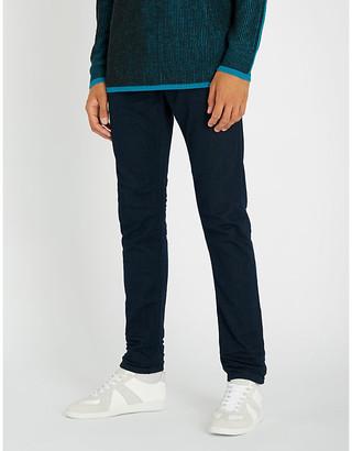 Diesel Thommer slim-ft skinny low-rise stretch-denim jeans