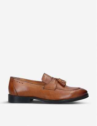 Kg Kurt Geiger Shep tassel leather loafers