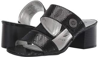 Anne Klein Breeze (Black) Women's Sandals