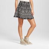 Women's Sweater Skirt Cream - Xhilaration (Juniors')