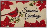 JCP HOME JCPenney HomeTM Seasons Greetings Accent Rug