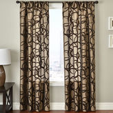 JCPenney SOFTLINE HOME FASHIONS Meridian Rod-Pocket Semi-Sheer Panel