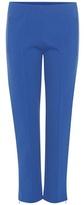 Balenciaga Cropped jersey trousers