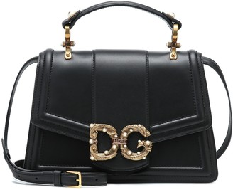 Dolce & Gabbana Amore leather tote