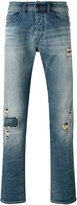 Diesel Buster straight jeans - men - Cotton/Spandex/Elastane - 29/30