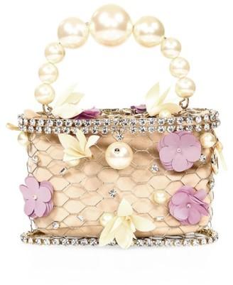 Rosantica Holli Fresia Embellished Top Handle Bag