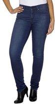 Calvin Klein Ladies' Powerstretch Skinny Jean-Blue Sea, 4 X 30