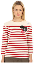 Marc by Marc Jacobs Breton Stripe Top