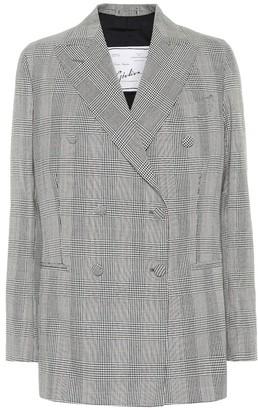 Giuliva Heritage Collection Cornelia checked wool blazer