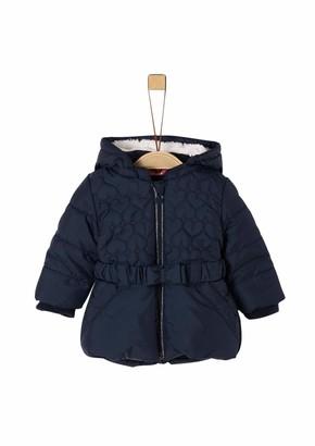 S'Oliver Baby Girls' 59.909.52.7019 Coat