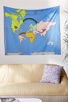 Urban Outfitters Kims World Tapestry