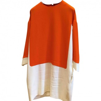 Celine \N Orange Dress for Women