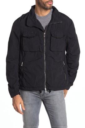 Belstaff Pendeen Zip Front Jacket