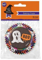 Wilton 75 Count Standard Baking Cups - Ghost