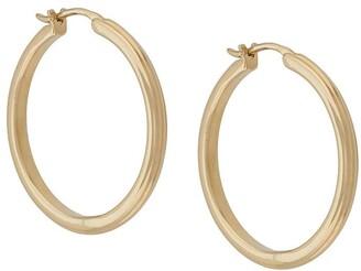 Astley Clarke medium Linia hoop earrings