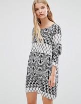 Vero Moda Nancy Boho Printed Tunic Dress