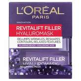 L'Oreal L Oreal Paris Revitalift Filler Hyaluronic Mask 50ml