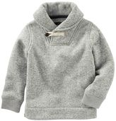Osh Kosh Toddler Boy Cowl Sweater