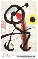 One Kings Lane Vintage The Bird by Joan Miró