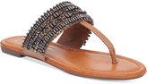 Jessica Simpson Rollison Beaded Flat Sandals