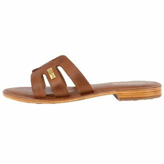Les Tropéziennes Women's Damia Flat Sandal