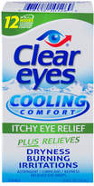 Clear eyes Cooling Comfort Eye Drops