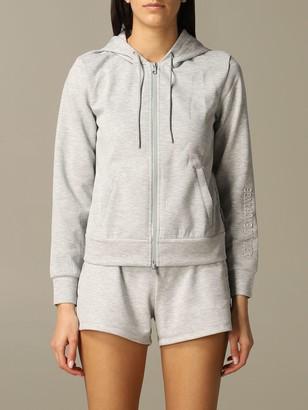 Armani Collezioni Armani Exchange Sweater Armani Exchange Sweatshirt With Hood And Zip