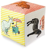 MIMI'LOU Zoo cube with bell