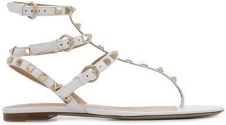 Valentino Garavani Rockstud flat sandals