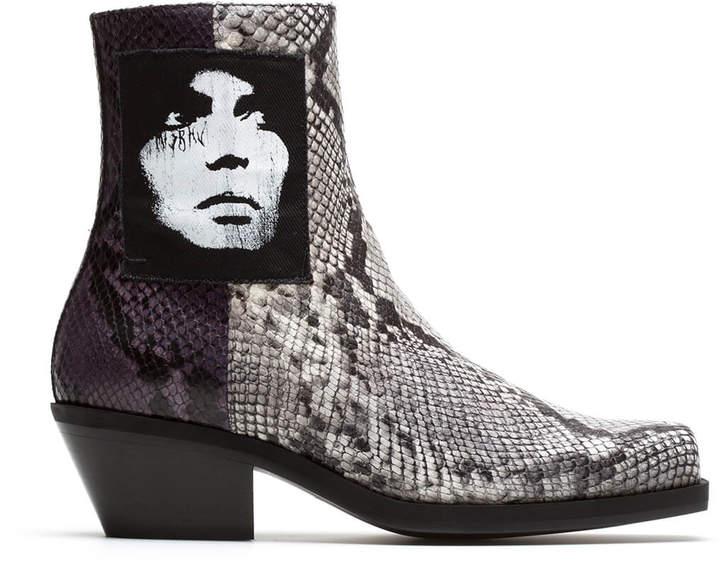 Bear S Apache Bottes Cowboy Shoe The De WIYHE9D2
