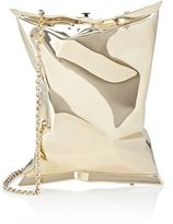 Anya Hindmarch Women's Crisp Packet II Clutch-GOLD