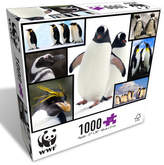 Wwf Penguins Puzzle