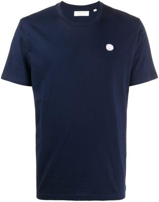 Societe Anonyme logo-patch T-shirt