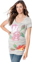 Motherhood Cuffed Maternity T Shirt