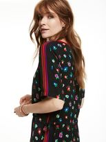 Scotch & Soda All-Over Printed Dress