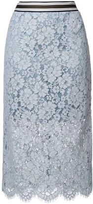Dorothee Schumacher Straight Lace Skirt